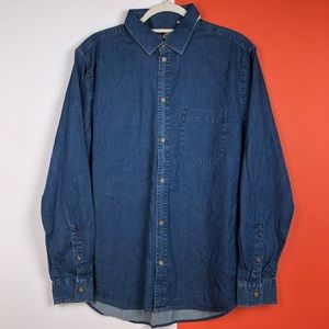 Medium cheap Monday denim shirt new with tags
